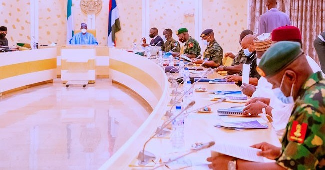 I will not exit government as a failure - President Buhari