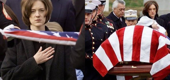 """""""I'm deeply disappointed in President Biden"""" - Widow of first US service member killed by Taliban"""