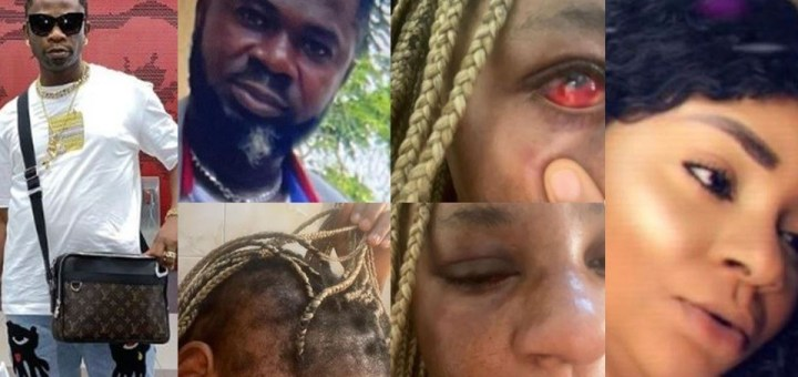 Rapper Speed Darlington cries out after his sister was physically abused by her husband