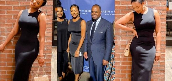 Paul Okoye's estranged wife Anita bags new job with U.S Mayor candidate amid divorce rumor