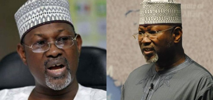 Jega warns Nigerians against voting for APC and PDP