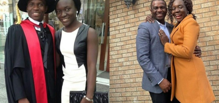 """""""Don't look down on a guy because of his present financial state"""" - Nigerian woman advises women; says she met her husband while he was working as a waiter"""