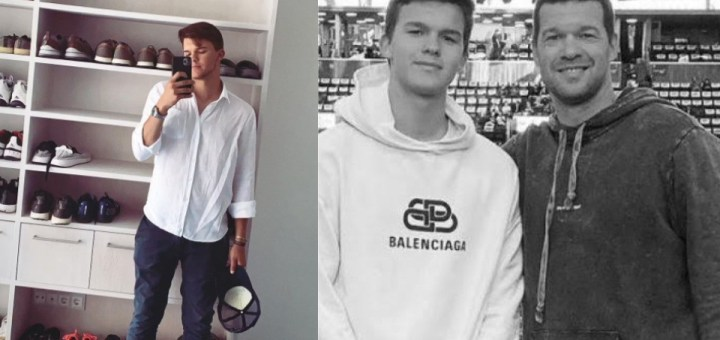 Ex-Chelsea star Michael Ballack's son Emilio, 18, 'killed in quad bike crash while on holiday in Portugal'