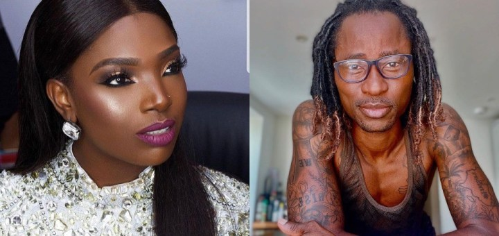Openly gay man Bisi Alimi reacts to backlash Annie Idibia has received for coming on social media to call out 2face Idibia