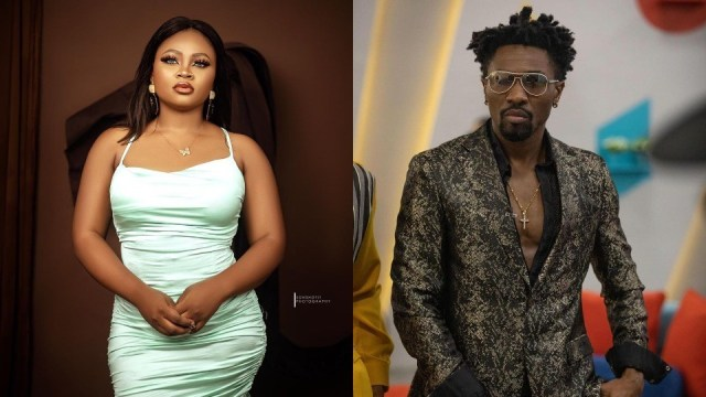 BBNaija 2021: Tornado Explosion, I still need to do you like 5 times more - Boma tells Tega while discussing their escapade (Video)   Lucipost