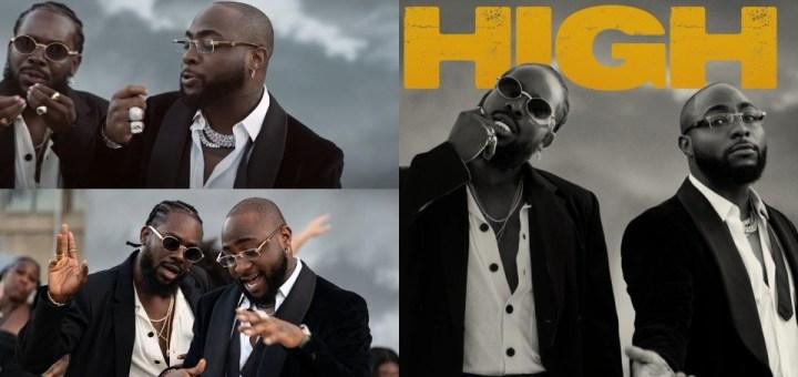 Music Video: Adekunle Gold - High Ft. Davido
