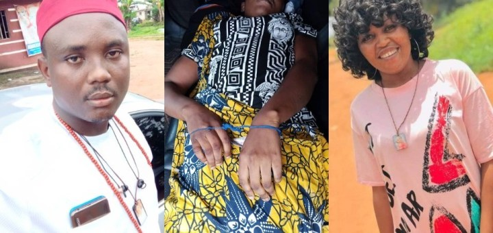Married community leader allegedly beats lady to death because she refused to date him in Edo state (Video)