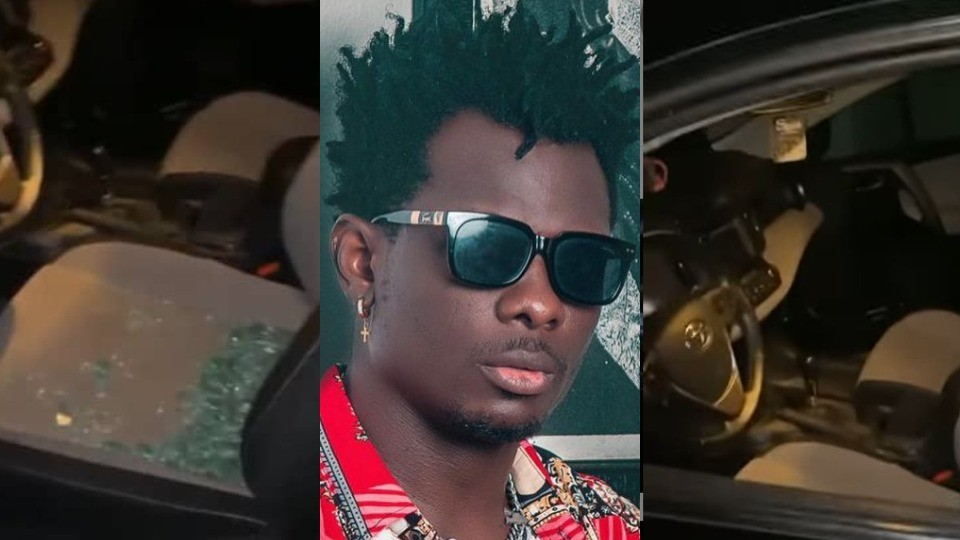 Singer Terry Apala and his friends robbed in Lagos traffic (Video)