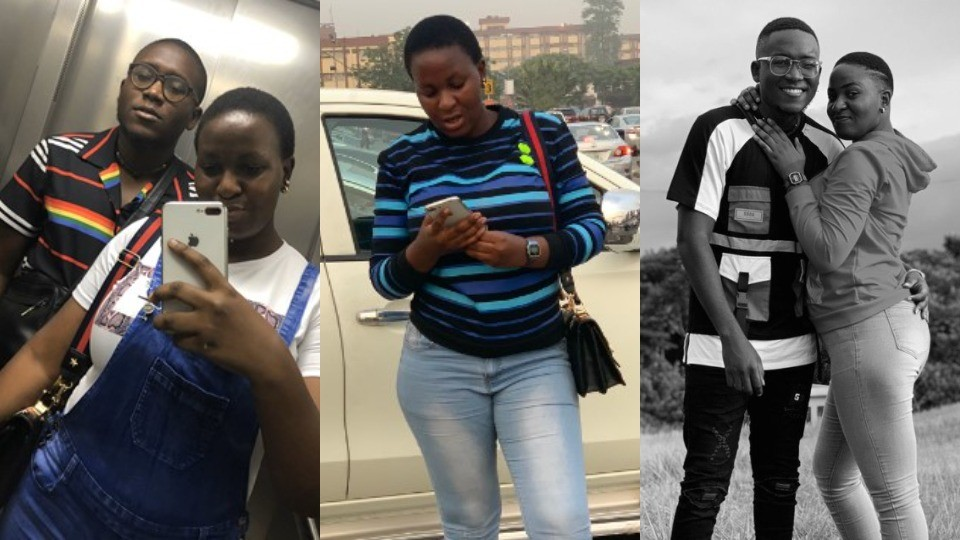 Nigerian lady celebrates after her boyfriend buys her a car because she did not want to keep using public transport