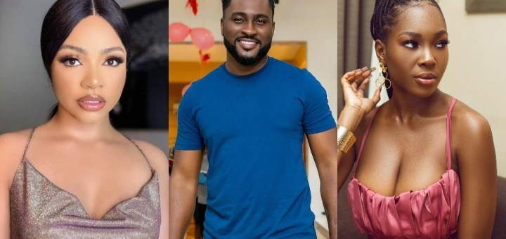 #BBNaija 2021: I would like to have a thr**some with Nengi & Vee - Pere
