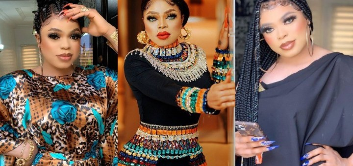 """""""I'm not lucky with friends, they always stab me in the back"""" - Bobrisky laments"""