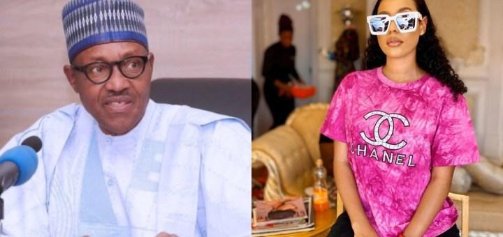 #BBNaija 2021: I can get anyone a job, even President Buhari can't ignore me - Nini
