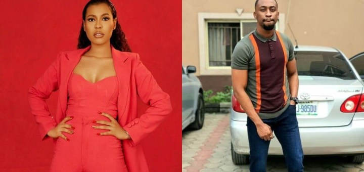 """#BBNaija 2021: """"Nini has fallen for Saga"""" - Fans reacts as Nini expresses concern after she watched a video of Saga crying over her disappearance (Video)"""