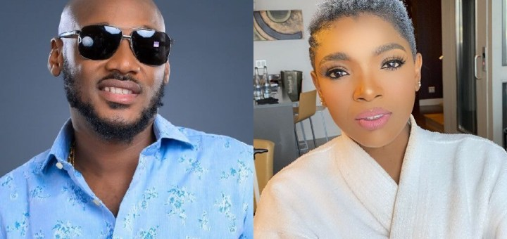 """""""Your family never loved me from the beginning"""" - Annie Idibia accuses her husband, 2face, in a social media outburst"""