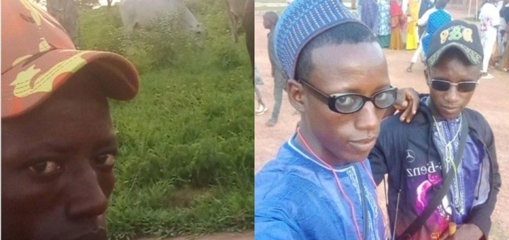 Suspected herdsmen post their photos on woman's Facebook wall after allegedly stealing her phone in Adamawa (Photos)