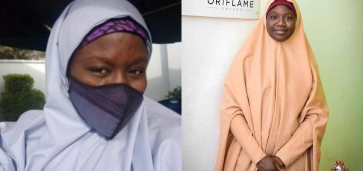 Abducted Pregnant Pharmacist allegedly shot dead by bandits for saying she couldn't walk