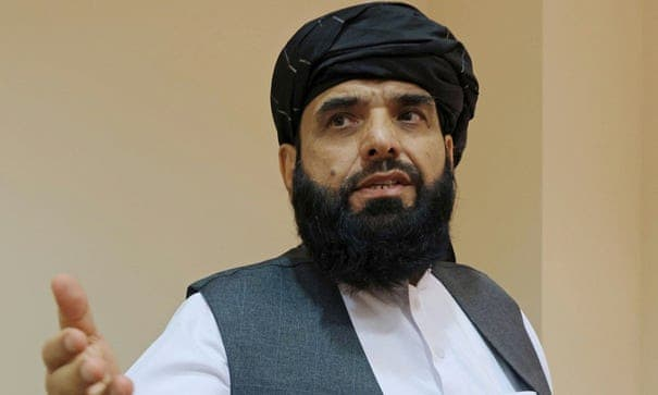 """""""U.S. has agreed to provide humanitarian assistance to Afghanistan"""" - Taliban"""