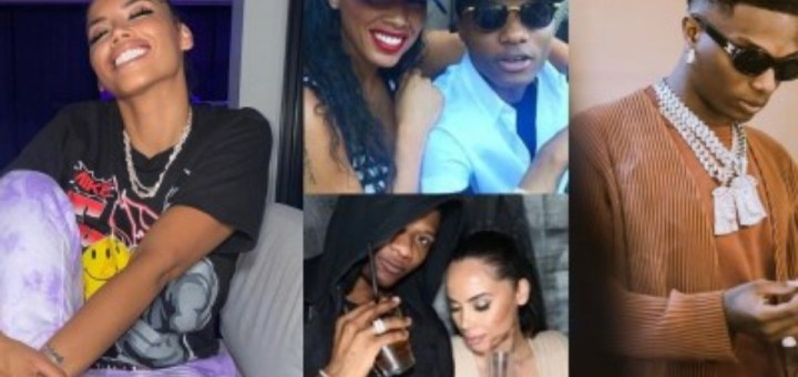 Wizkid's third babymama, Jada's father accepts the singer as his son-in-law