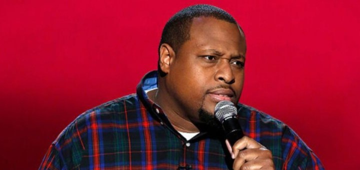 'Shameless' Actor and Last Comic Standing Alum Ricarlo Flanagan dies at 40 after contracting COVID