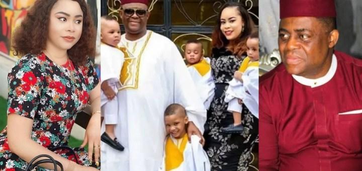 My ex-wife denied my children breast milk to preserve her shape - Fani-Kayode tells court
