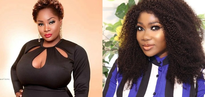 OAP Toolz urges Actress Mercy Johnson to sue her Accuser, after claiming she was misinformed on the 'School Teacher Bullying Saga'