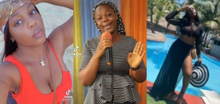 """""""From Mummy G.O to Sugar Mummy"""" - Total transformation of a """"Church Girl gone Wild"""" goes Viral Online (Video)"""
