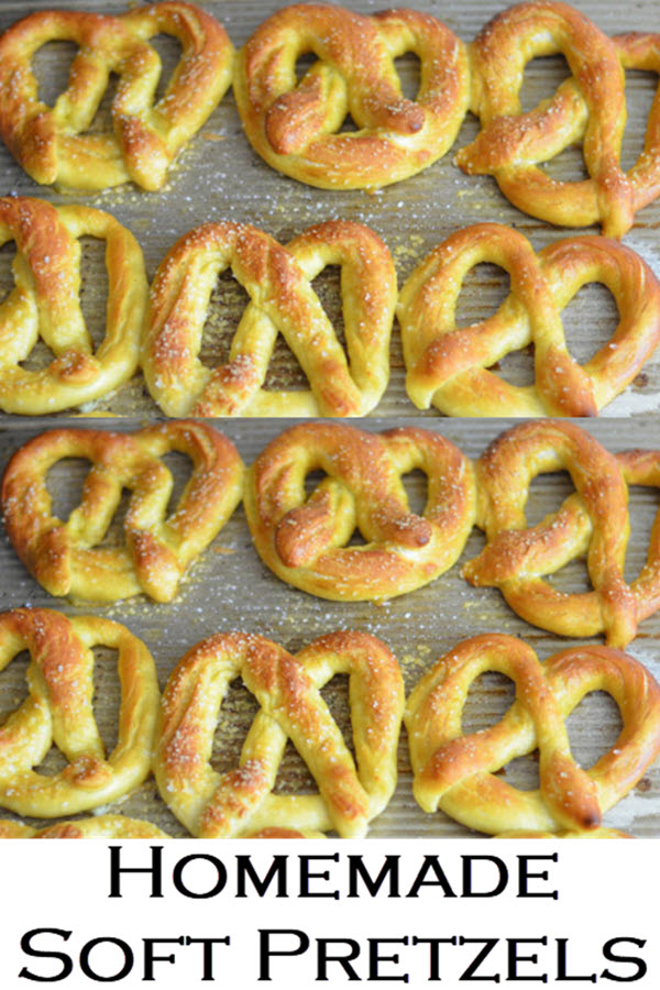 Homemade Soft Pretzels + IPA Beer Cheese Dip Recipe. A great game day/super bowl recipe and a fun treat for kids and adults for an at-home movie night! #LMrecipes #homemade #bread #foodblog #foodblogger #appetizer #appetizers