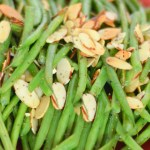 Sauteed Almond Green Beans