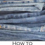 How to Wash Jeans. Wondering when to Wash Jeans. With so many myths going around about how to wash your jeans and how often to wash your jeans, it's a lot to take in. This definitive guide to how often to wash your jeans!