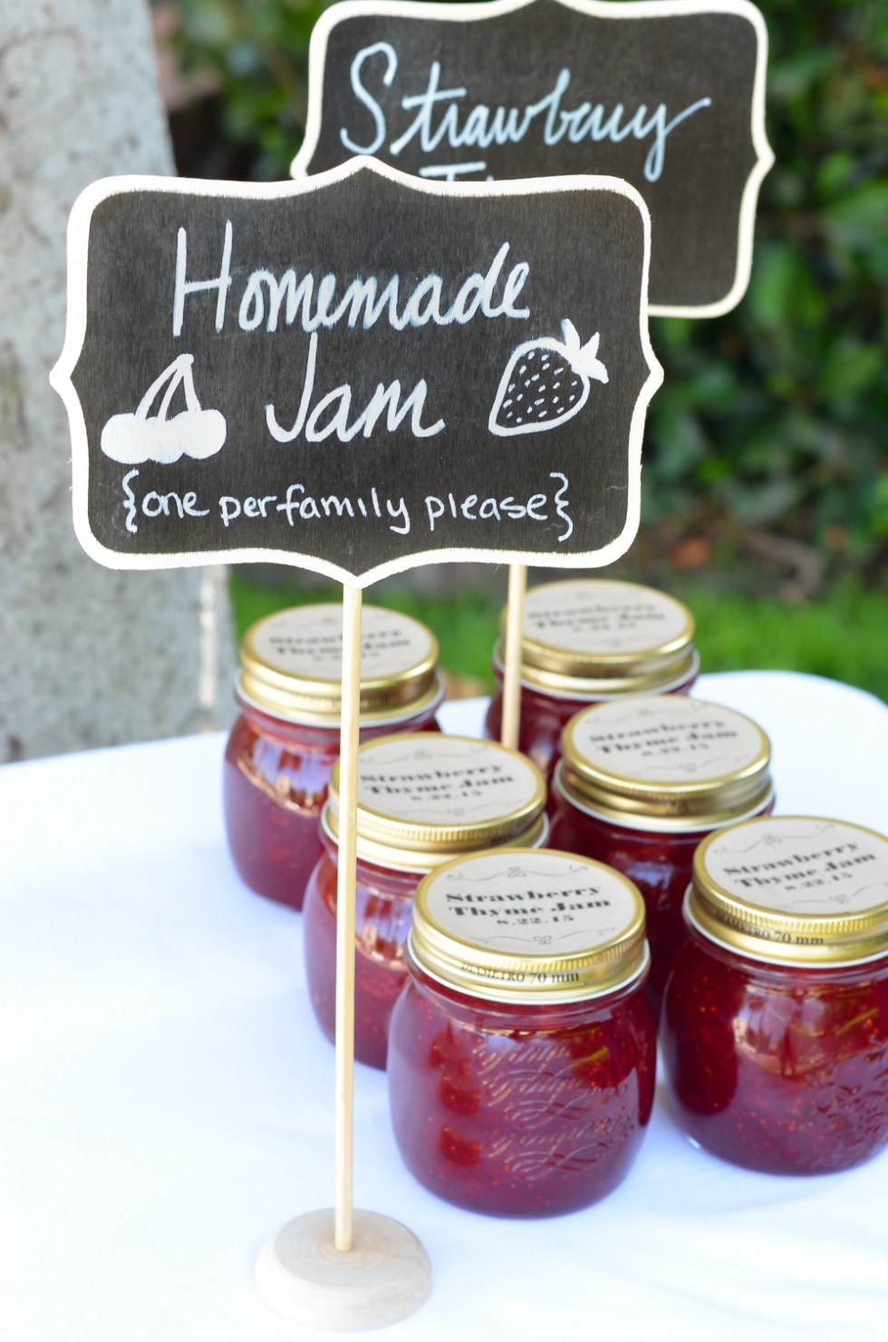 jam wedding favors recipe supplies s morsels