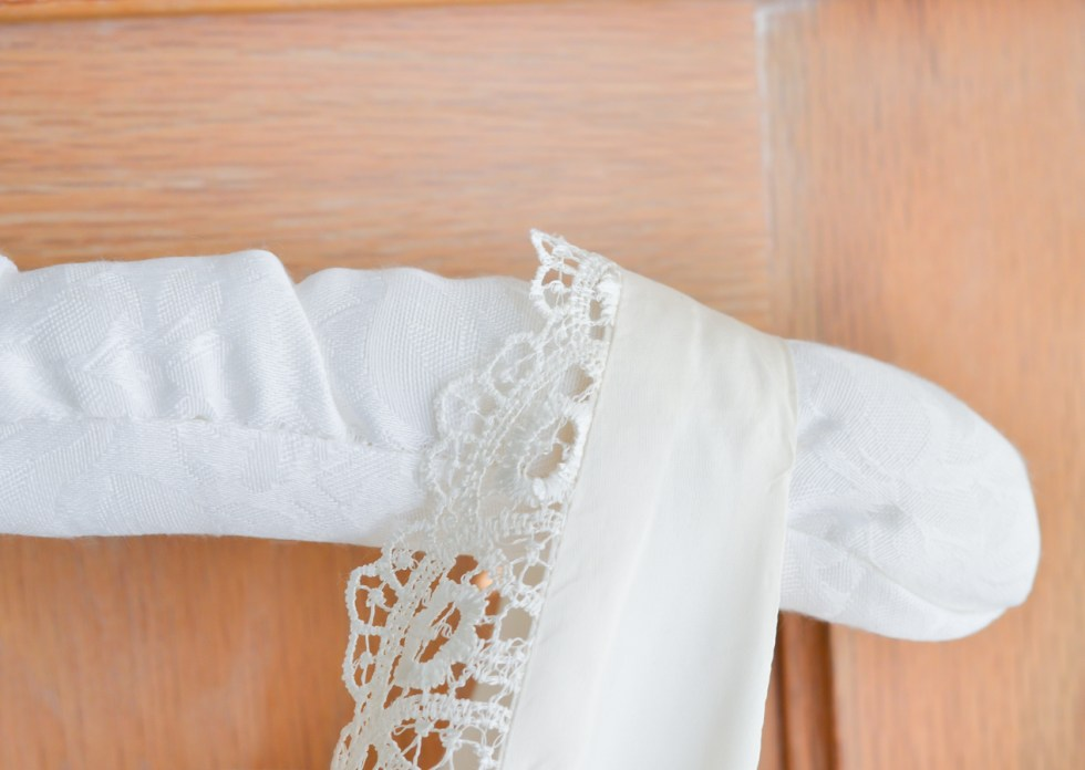 How to Store Wedding Dress Before/After Wedding