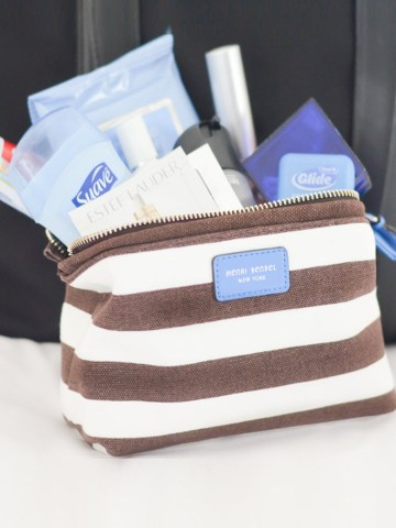 (ft) International Plane Travel Skin + Beauty Care - What to Pack - Luci's Morsels -- LA Lifestyle Blog-1