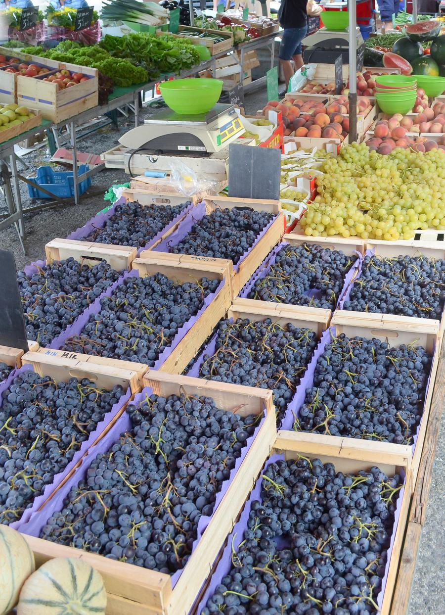 French Markets in Provence - Saint-Rémy-de-Provence Market Photos