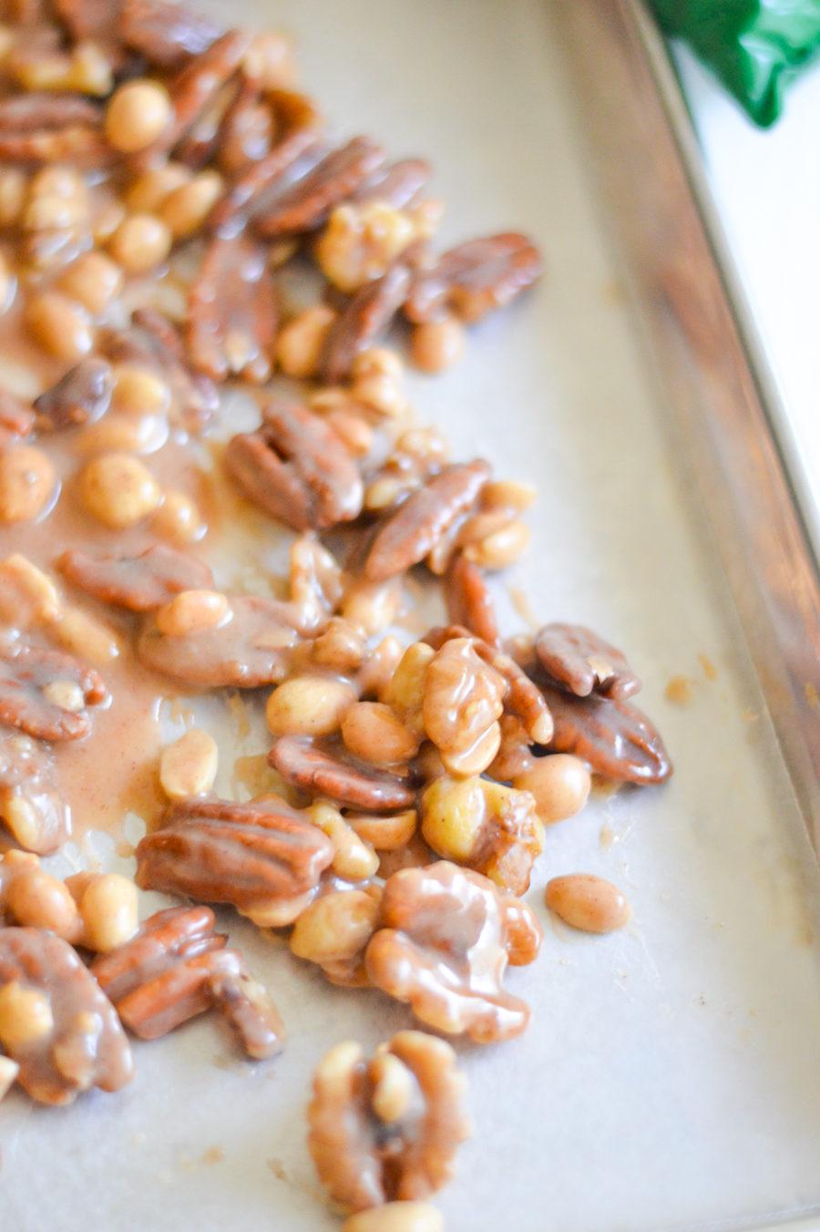 Sugared Mixed Nuts