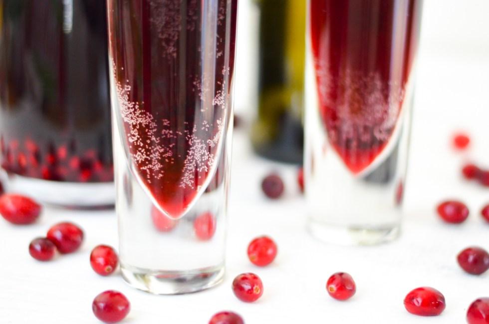 Pomegranate Ginger Lambrusco Christmas Sangria Recipe