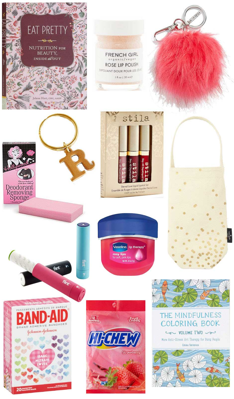 Christmas stocking stuffer ideas for her gift guide luci Ideas for womens christmas gifts under 25