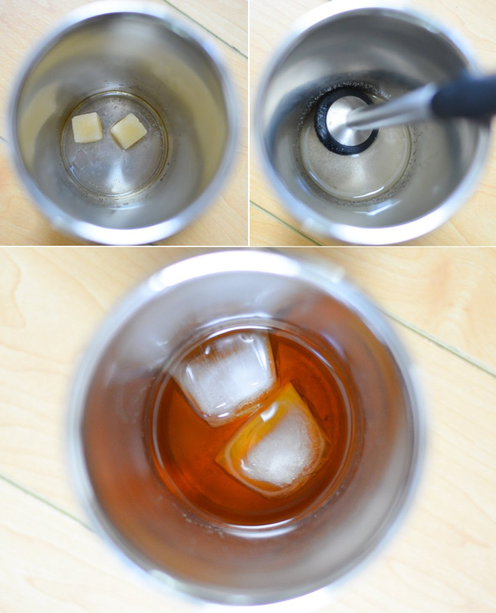 Whiskey cocktail recipe