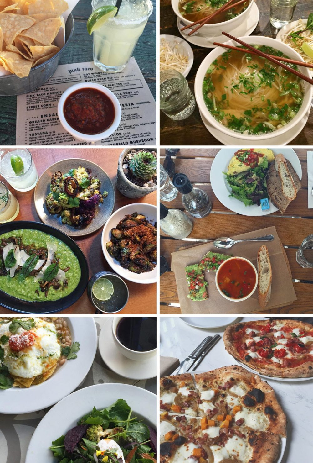 How to Take Great Restaurant Food Photos for Instagram