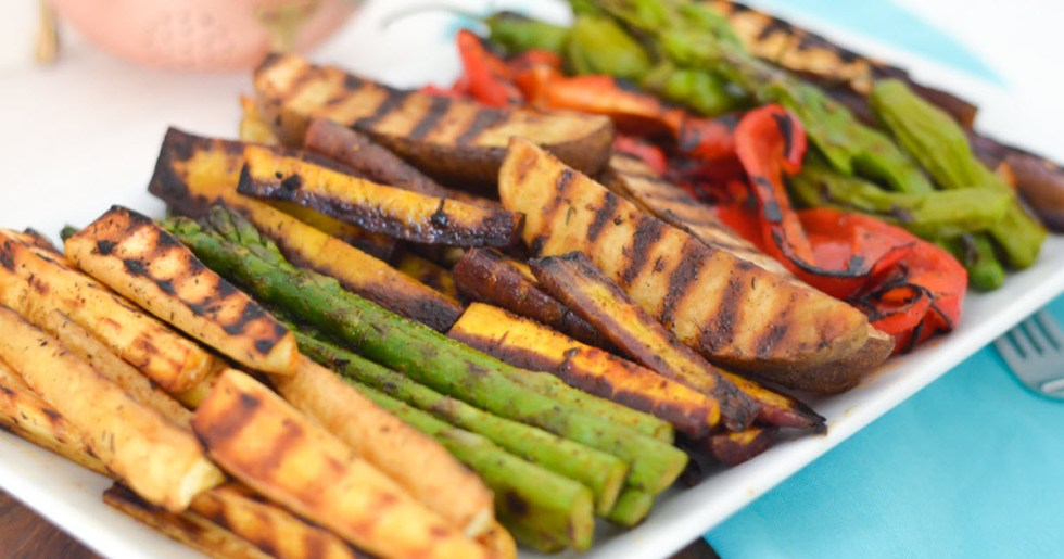 13 Healthy Holiday Side Dishes + Appetizers