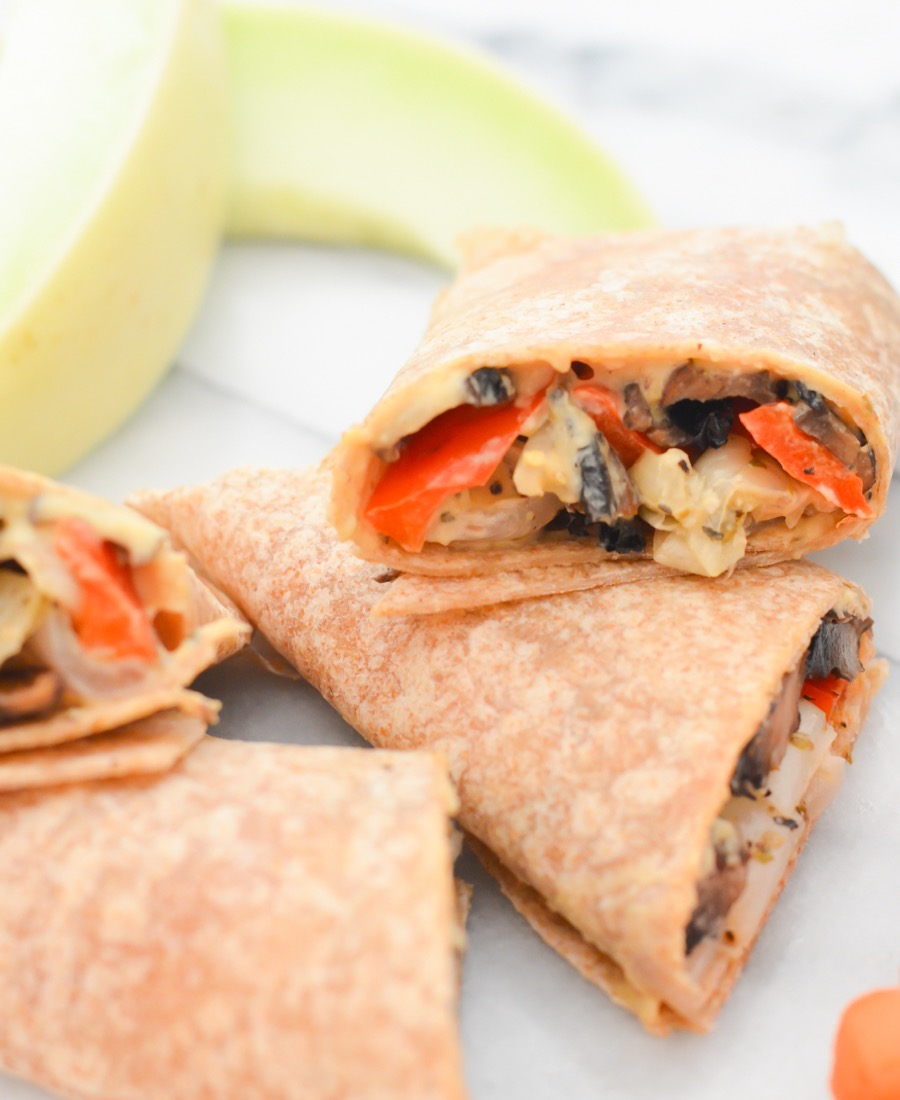 Healthy Homemade Road Trip Snacks