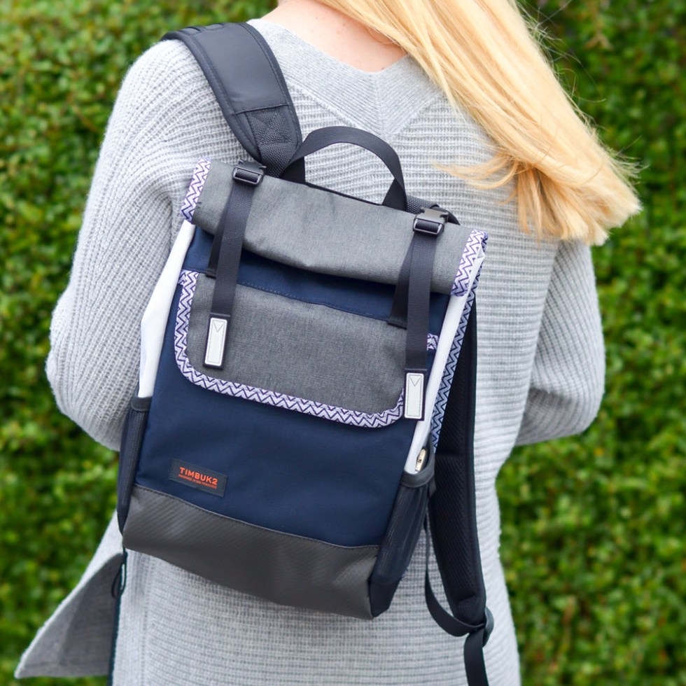 Mini Timbuk2 Prospect Backpack Review | Customizable Backpack