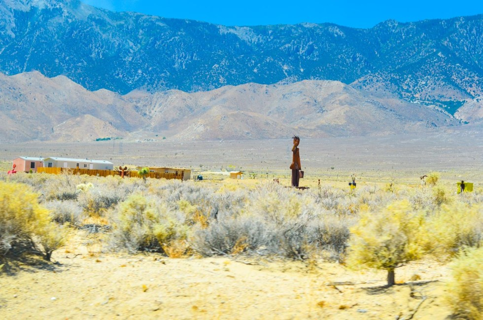 Highway 395 Photos Diary Mono Lake, California to InyoKern + Indian Wells| South of Lone Pine, CA | Luci's Morsels :: California Travel Blogger