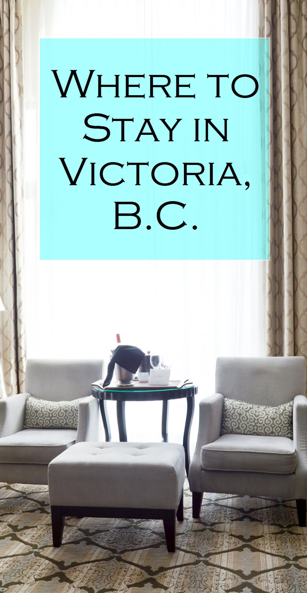 Where to Stay Downtown Victoria, B.C. Waterfront view, spa, and a restaurant.