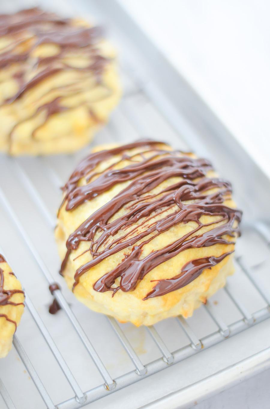 Dahlia Bakery Cherry Almond Scones