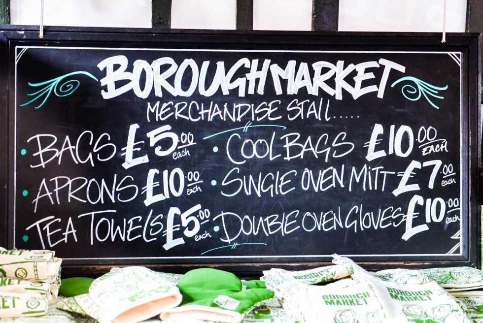 Borough Market Food Tour Guide | What to Do in London