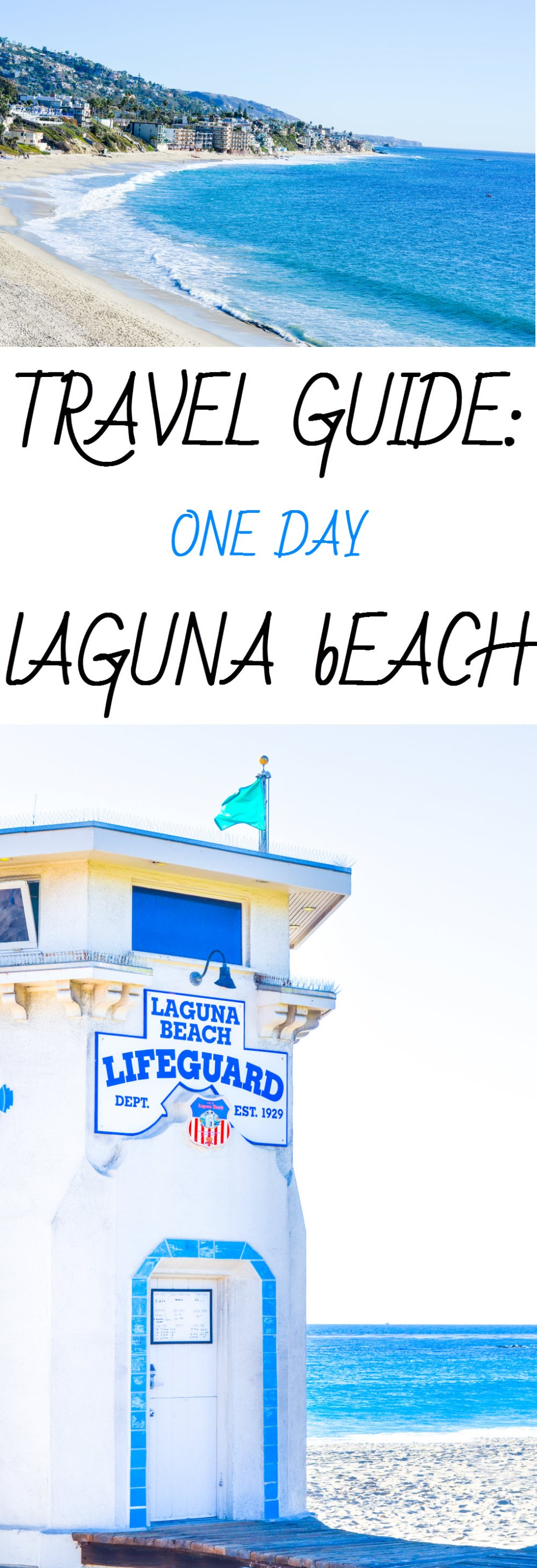 Day Trip to Laguna Beach, CA. Se where to eat, where to shop, and all the fun sights of this Southern California Beach Town.