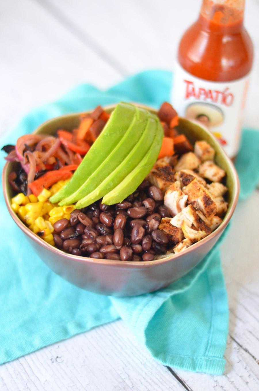 Cinco de Mayo Mexican Inspired Balance Bowl Recipe