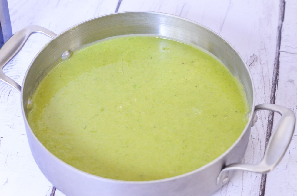 Quick + Easy Pea Soup without Ham - Vegan, Healthy