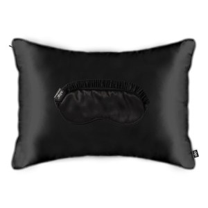 Slip Silk Travel Pillow + Eye Mask