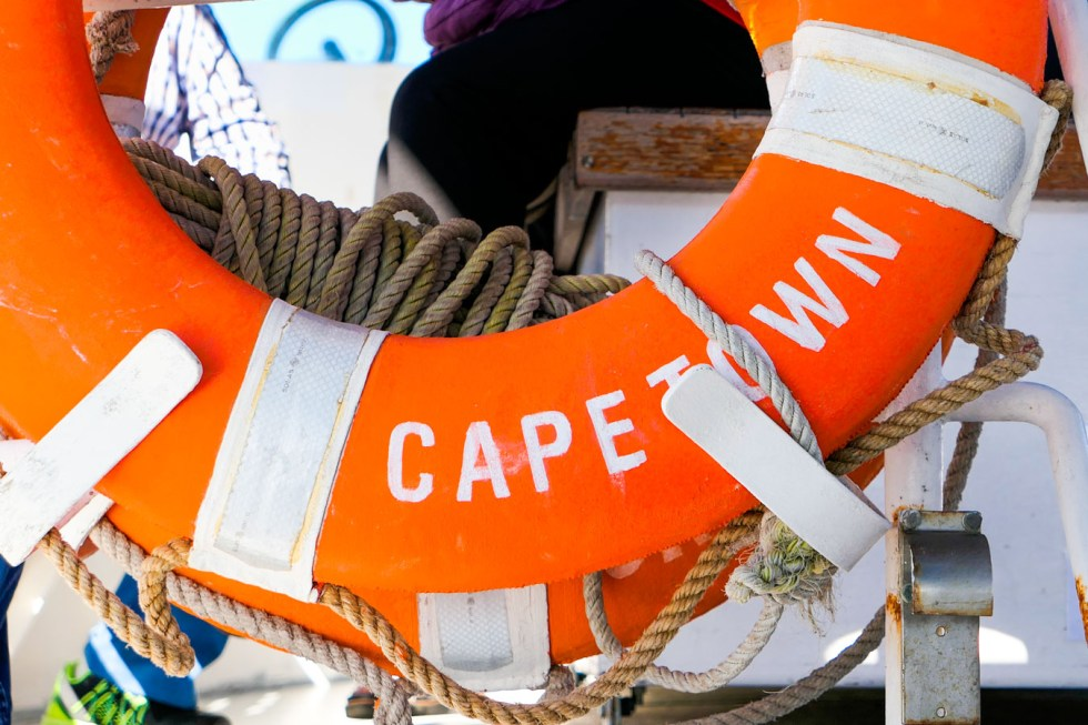 Activities in Cape Town Travel Blog - Day Trip to Cape of Good Hope